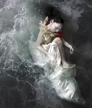 Minako Seki by Ullrich Heemann