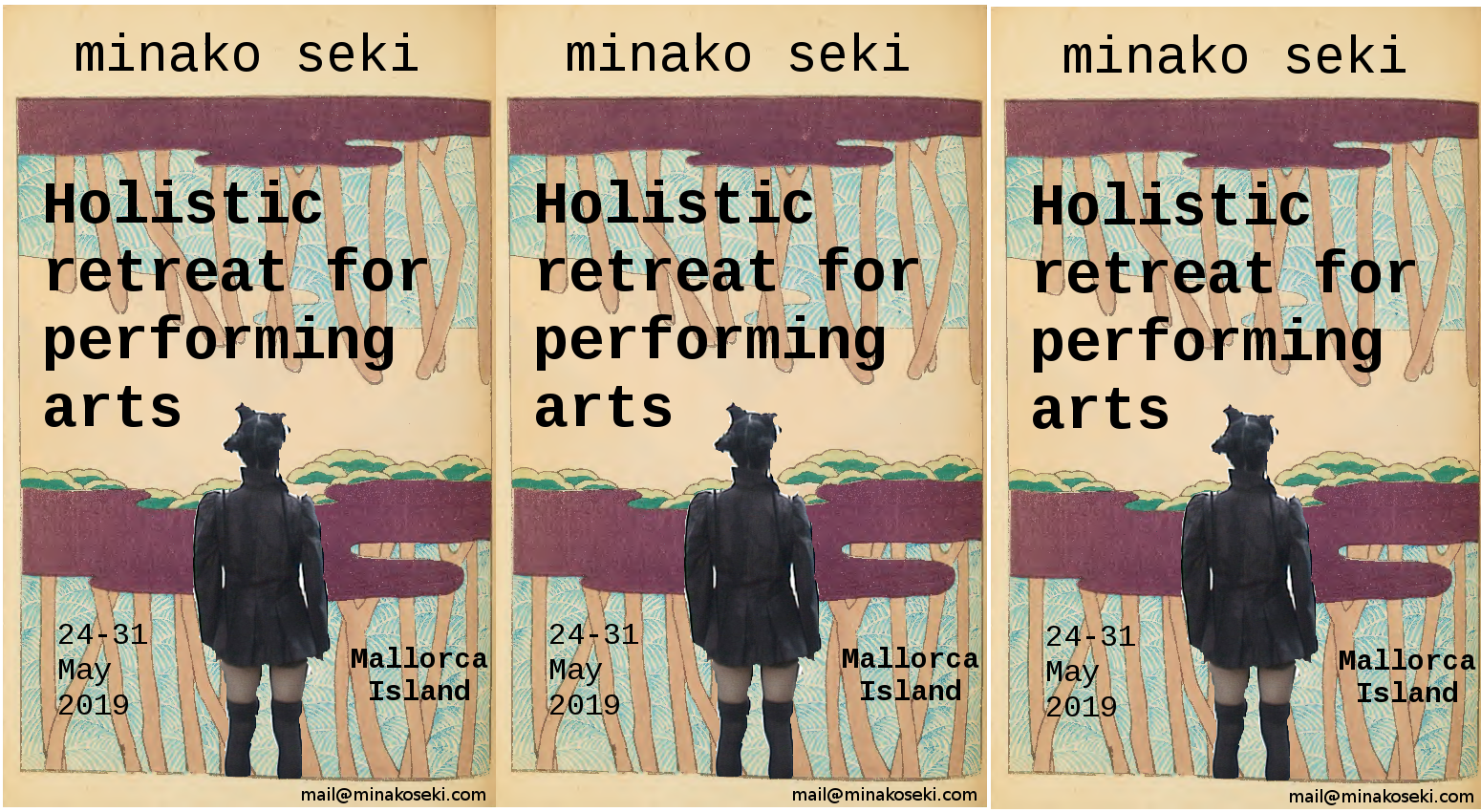 SPRING INTENSIVE /// Holistic retreat for performing arts in Mallorca