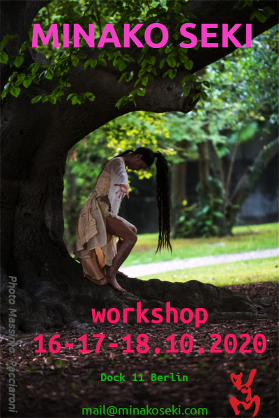 Essential of the Seki Method //  Workshop in Dock 11 (ex-Easter Workshop)