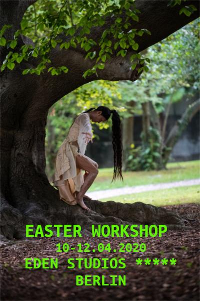 Easter Workshop in EDEN*****Studios /Dock 11